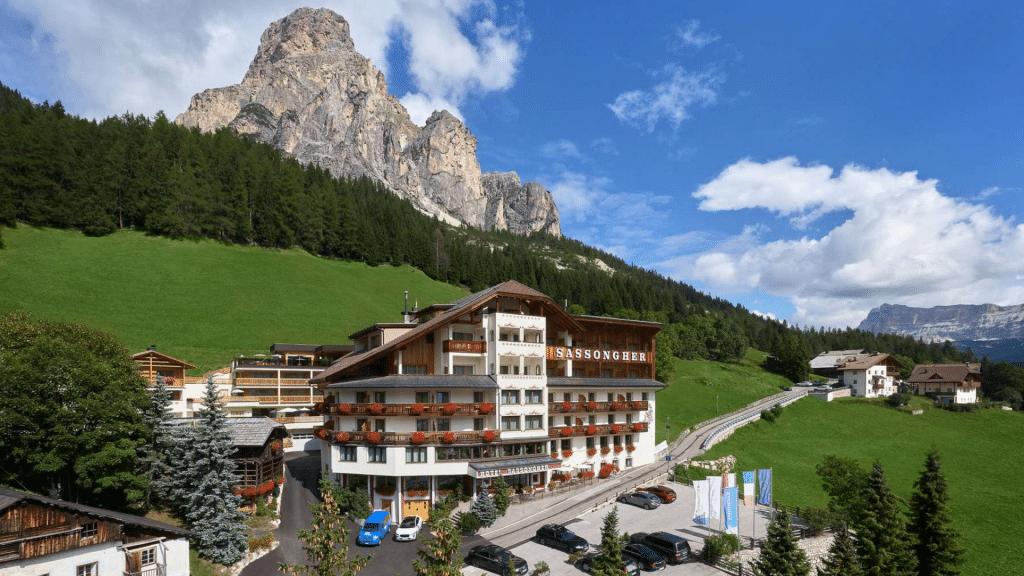Hotel Corvara