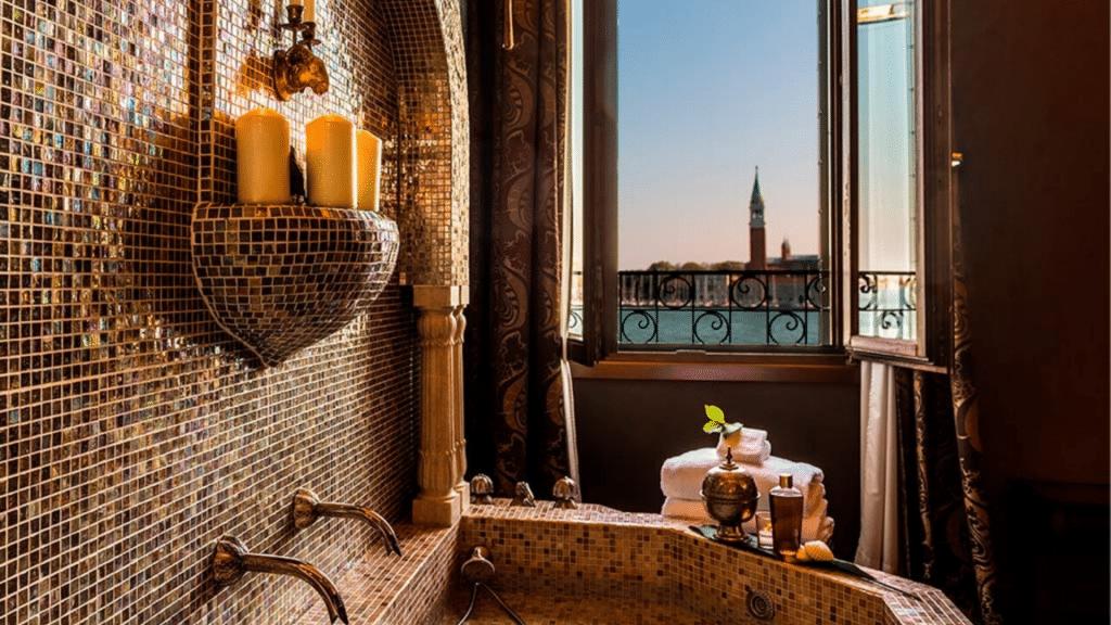 Hotel Metropole Venedig View