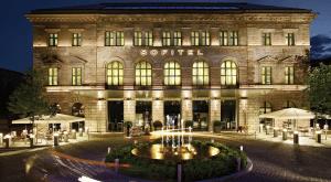 Sofitel München Bayerpost, Accor Hotel