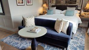 The Biltmore Mayfair London Junior Suite Sofa 2