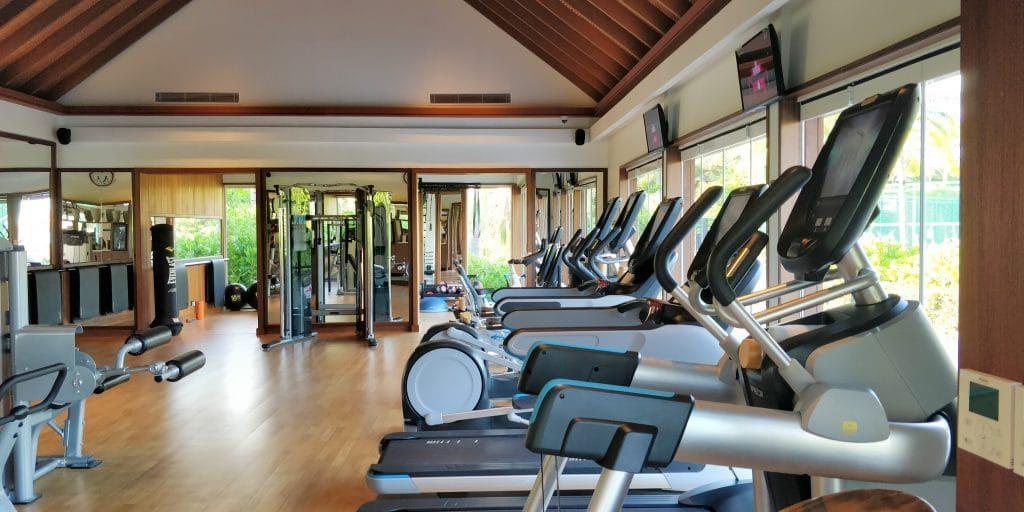 Waldorf Astoria Maldives Ithaafushi Fitness Centre
