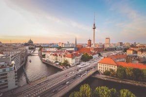 Berlin, Deutschland, Hotel