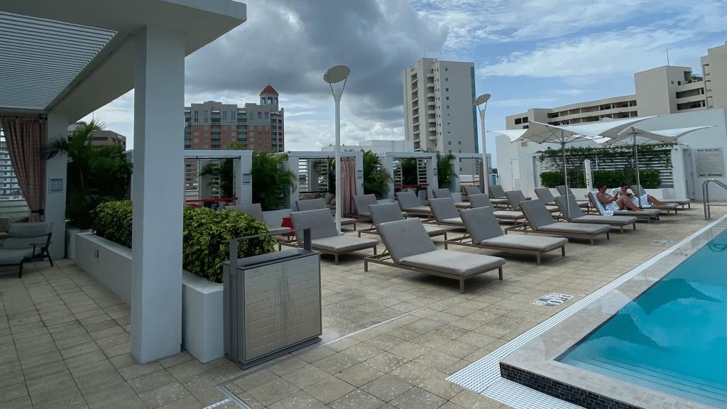 Art Ovation Hotel Rooftop Pool